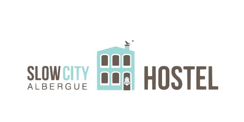 slow city hostel logo